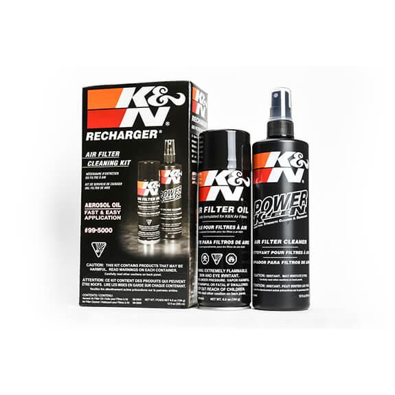 """alt=""""K&N Recharger Kit"""""""